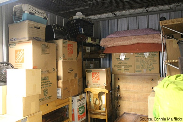 Benefit from the opportunities a storage unit provides.