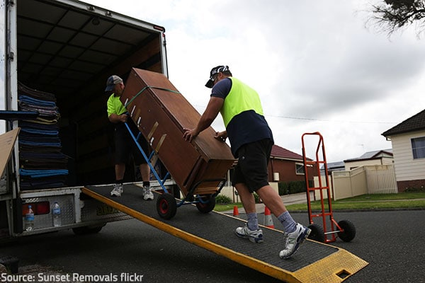 Why use professional movers?