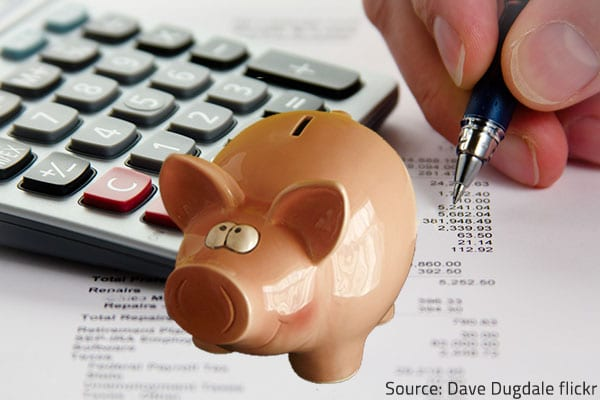 Wht to consider when making a moving budget.