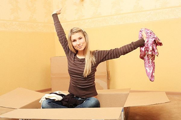 The golden rules of packing for a move