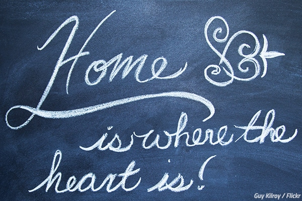 The best things about moving house