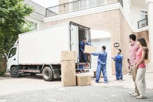 There are many different types of moving companies to choose from.