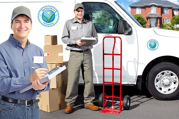 Make sure you hire qualified movers for your relocation.