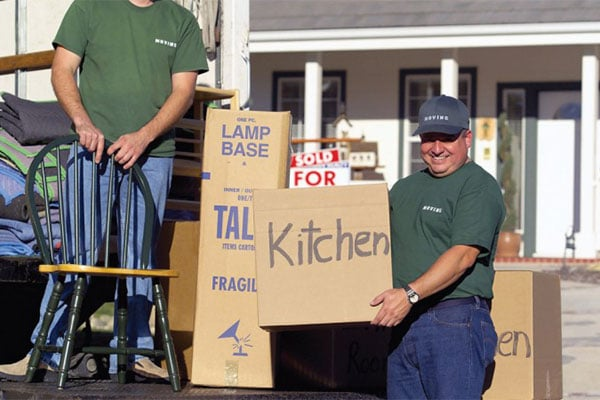Research your moving company before using its services
