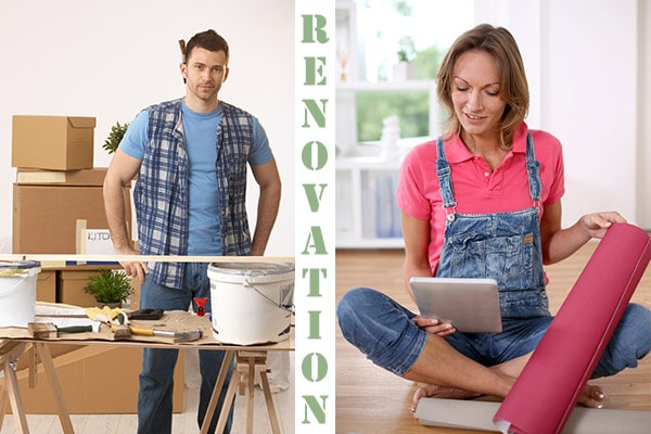 7 Renovation Projects to Consider after your Move to a New Home