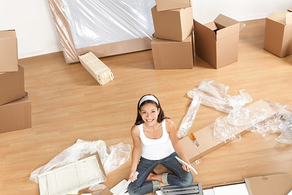 What to do 2 weeks before moving day
