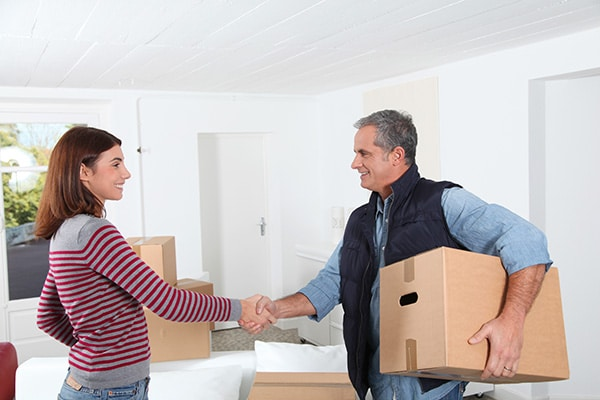 What to do on moving day