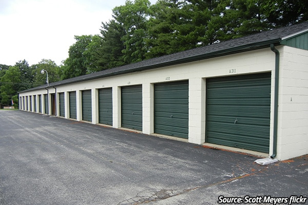 What to consider when choosing a self-storage facility