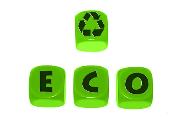 Environmentally friendly moving