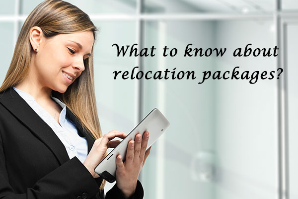 What to know about relocation packages.