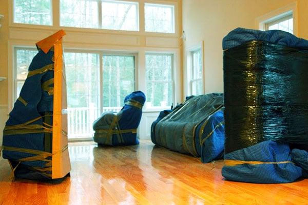 Simple Ways to Make Moving Furniture Easier