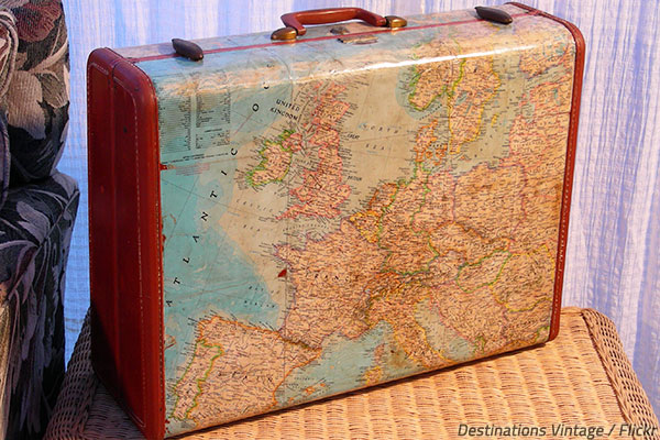 How to pack for moving abroad.