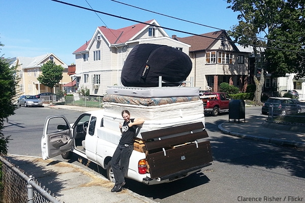 How to have a stress-free moving day.