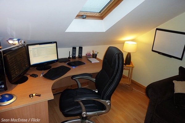 Tips for moving a home office