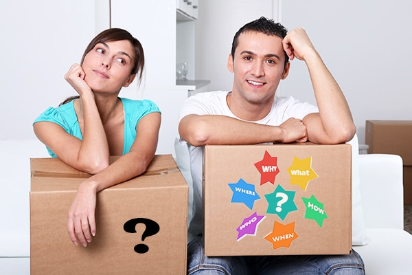 Find the answers to all the important questions to ask yourself before moving.