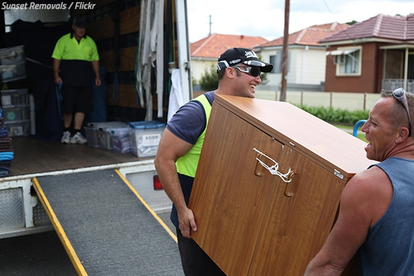 Why hire furniture movers