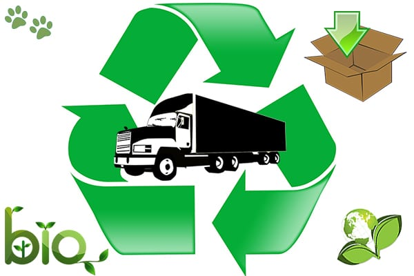 Green moving tips for a low-impact relocations.