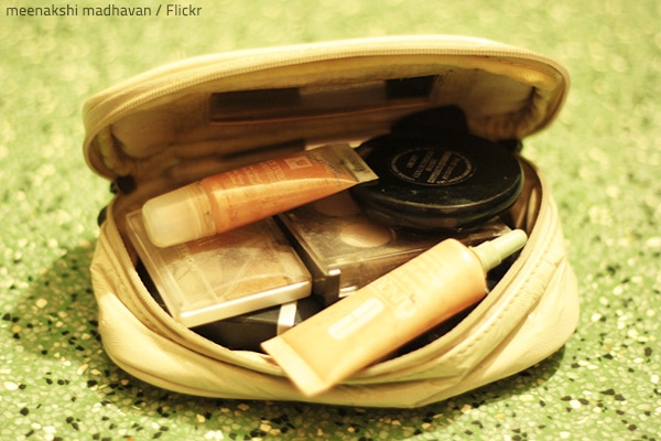 Find out the best way to pack toiletries for moving.