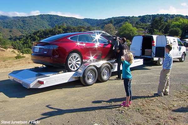 How to ship a car to a new state