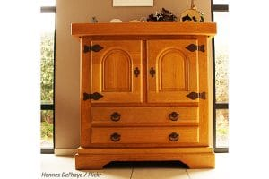 How to move an armoire