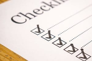 Top 5 tasks on your moving checklist