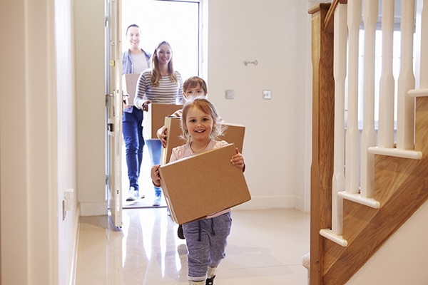 As long as you know what to unpack first when moving, you'll be able to set up your new home fast and easy.