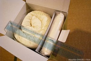 How to pack bedding for moving