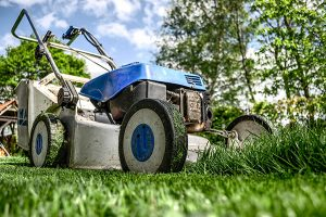 How to pack and move a lawn mower when moving house