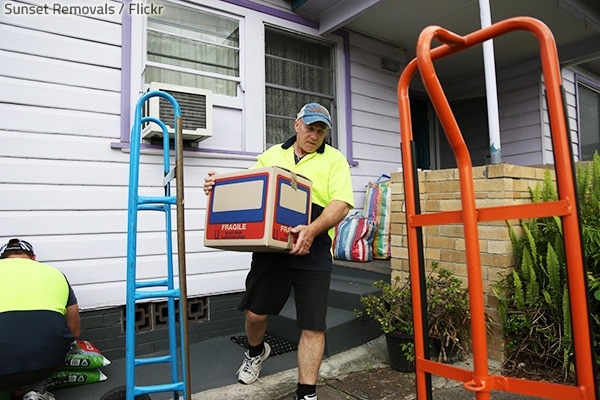 Find out what to expect from professional movers.