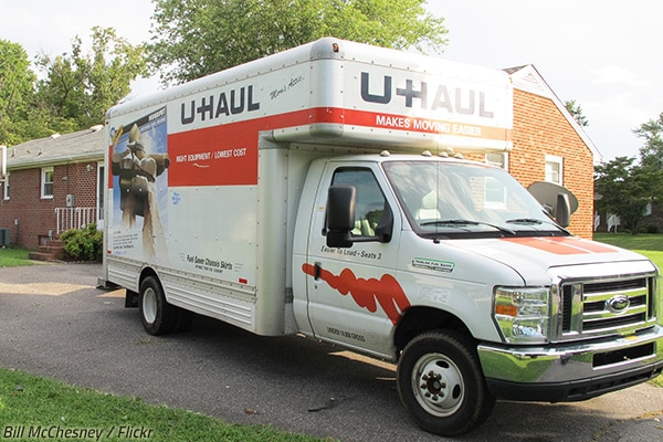 Make sure you know what to look for when renting a moving truck.