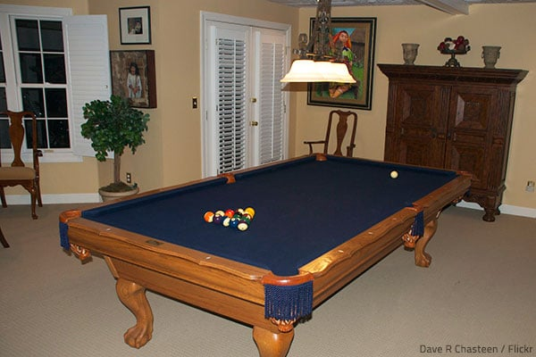 How Much Does It Cost To Move A Pool Table - How To Move A Slate Pool Table In One Piece