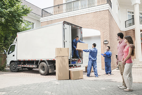 Find out what movers load first and how they pack a truck.
